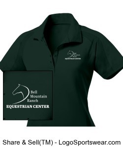 ADULT - Ladies - Short Sleeve Polo Design Zoom